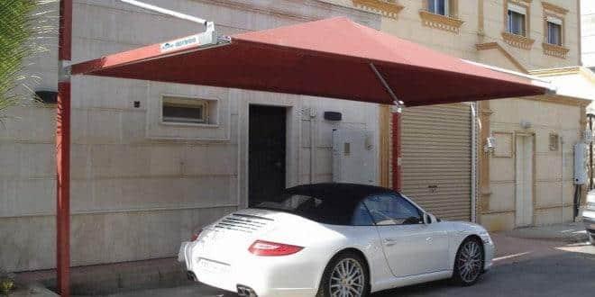 تركيب مظلات السيارات فى الكويت