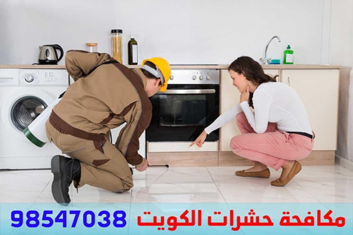 مكافحة حشرات الكويت, شركة مكافحة حشرات بالكويت